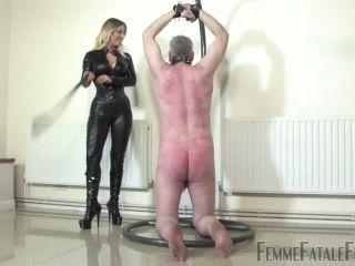 Catsuit – Femme Fatale Films – Cruel Confinement Part 2 – Mistress Vixen