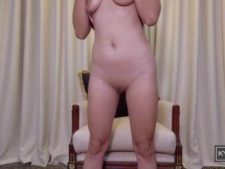 Asian young girl, amazing pussy masturbation