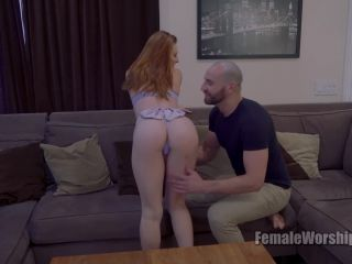 Porn online [Femdom 2019] Female Worship – Do You Like That Present. Starring Jaycee Starr and Stirling Cooper [Cunnilingus, Female Orgasms, Pussy Worship, Pussy Eating, Pussy Licking] femdom