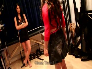 Goddess Worship – Naughty Jennifer's punishment