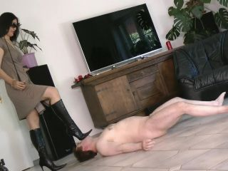 Porn online Ladies Empire - Tortured At Mistress Boots femdom