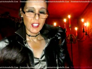 Dominatrix Annabelle - Buckled, Bound and Buggered!!!!