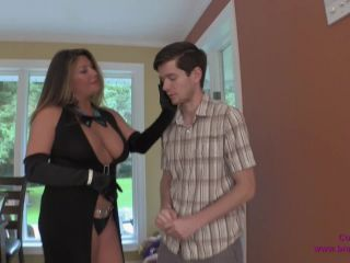 Online porn Brat Princess 2 - Princess Daniela - Son forced to Worship his Mother under the Table - Part 1 [Foot Worship, Foot Massage]