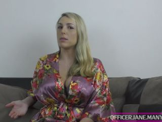 OfficerJane CUSTOM-MOM-TIT-WORSHIP