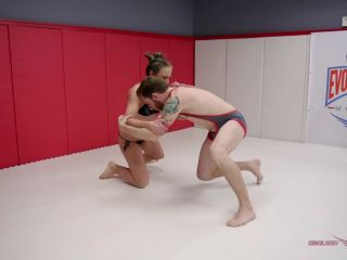 evolved fights: april 24, 2019 – sebastian keys, cheyenne jewel/powerful male does the impossible and fucks the woman