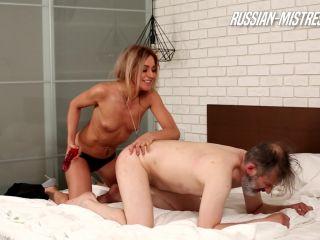 Russian-Mistress  Mistress Rebeca [Ass Fucking, Dildo Fucking, Dildo, Anal, Anus, Ass, Pegging, Strap-On, Strap on, k2s.cc]