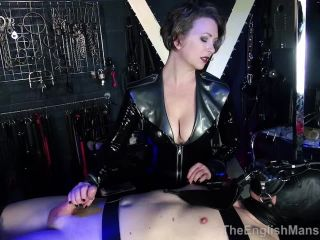 The English Mansion — Mistress Tease — Part 2. Starring Mistress T  handjob  k2s.cc  femdom online
