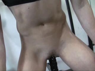 Charlotte&039;s Innovative Masturbation