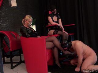 Licking – KinkyMistresses – lady juliette worship and cumshot – Complete Film Starring Lady Juliette