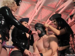 Blondes – Mistress Tangent – Cock Crazy – Strap-on