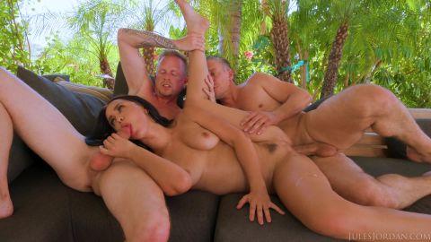 Alina Lopez - Luscious Craves Multiple Cocks [FullHD 1080P]