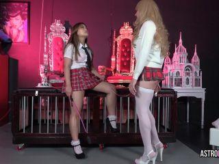 Punishment – AstroDomina – DESPERATE FOR A WOMAN'S DICK feat. AstroDomina