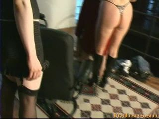 Bestfemdom – Mistress Brianna, Mistress Victoria – Rainy Day Strap-On