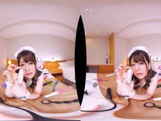 WAVR-057 【VR】小悪魔なカノジョにアナルと全身を責められて精子がドクドクあふれちゃう!! メスイキ絶頂体験VR 未知エクスタシーとの遭遇をVRでしてみませんか? 有村のぞみ