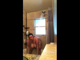 Kateskurves – BBW Shower With Me | bbw | milf