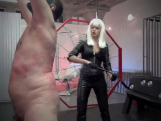 Whipping – DomNation – A SWIFT AND SEVERE PUNISHMENT Starring Lady Cecelie
