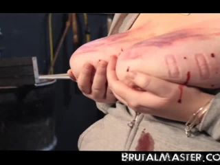 Brutal Master Slave Cow – Presenting Tits (09.01.17)