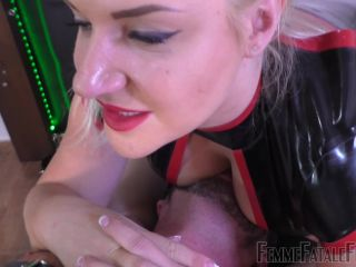 Soundly Smothered , big tits facial anal on femdom porn