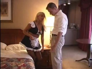 Leather, Lace – Brandy – Raslin' Gal: Maid For Ballbusting