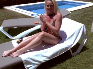 Clips4Sale – KathiaNobiliGirls presents Kathia Nobili in Most thrilling blackmail fantasy in your life!! Fucking your hot neighbor