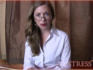 Mistress T in Evil Manipu-Therapy 3