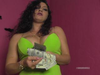 sarah diavola  cash grab  worship