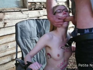 ManyVids presents Petite Nymphet – Used and Abused