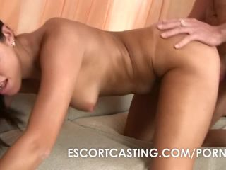 Casting czech escort lucie theodorova in a hotel with her first client