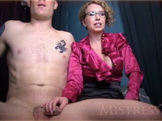 Mistress T – MILF Teaches Porn Isn't Real Sex