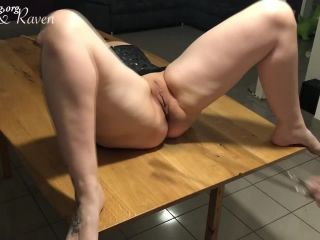 Online Fetish video My pussy is done – My Dirty Hobby – Mila_and_Raven