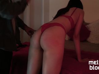 SPANKING AND DOMINATING GIRL