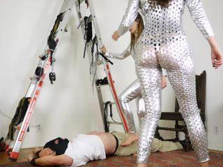 [Manyvids] Stella Liberty - Interrogation of the Male Specimen