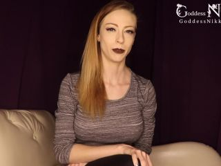 Nikki Kit – Femdom Shrink Prescribes Chastity for You