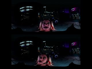 Cyberpunk Alley Sex ft. Karma Rx GearVr