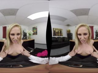 virtual reality - MilfVR presents Cherie DeVille in The Interview
