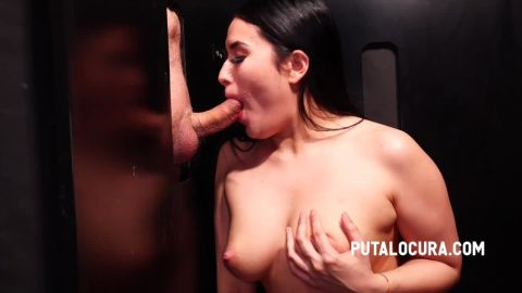 Esmeralda - Her Ability To Swallow Semen [HD 720P]