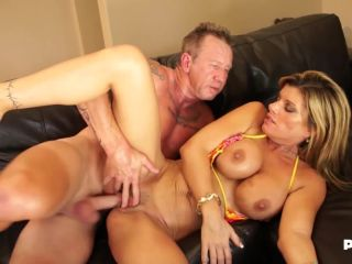 Kristal Summers - Blonde with big tits for an incredible fuck - PinkoC ...