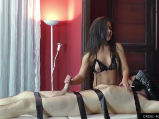 Milking – CRUEL MISTRESSES – Did you check my body – Mistress Lisa