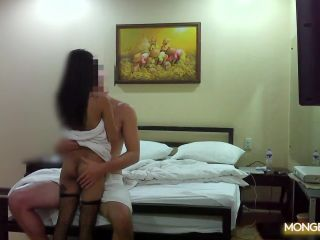 Lily - Barely Legal Teeny Bopper gets Inseminated on Spycam