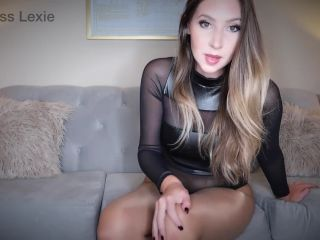 princess lexie  your pantyhose obsession  domination