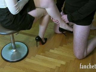 Chronicles of Mlle Fanchette – Contre ses jambes encore [HD 1080p-Mp4]