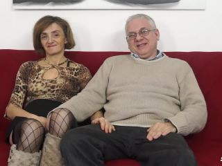 DIRTY ANAL SWINGER SESSION WITH MATURE ITALIAN NEWBIE LULU VISCONTI H ...