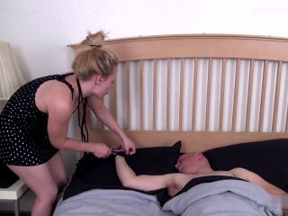 Taboo Fantasy – Mallory, Joclyn Stone – Terrorized by Mom and Sister  – Mom and Sister torture and humiliate Brother