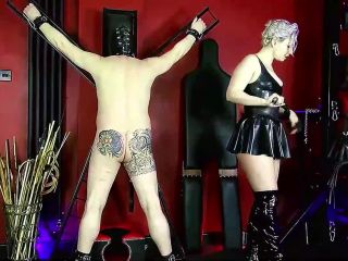 Beaten At Inkas Boots – Whipping and Caning