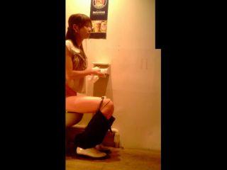Voyeur Toilet Pissing — 15297794
