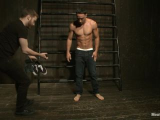 Ripped straight hunk with a fat uncut cock bound for the first time. - Kink  July 9, 2013