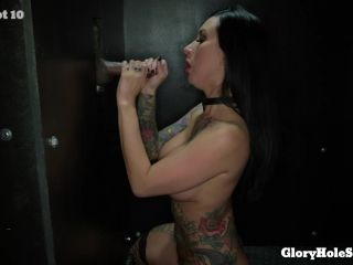 Lily Lane (Lily's First Gloryhole Video)