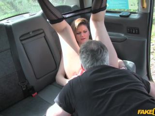 Anal Date Night for British Cabbie