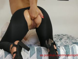 TEEN SELF FISTING IN PUSSY AND