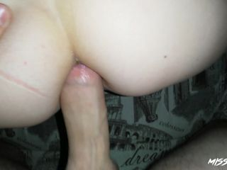 Stepbrother fucked deep in the ass - ANAL MissNimpho 4K.